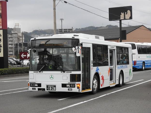 1828号車(元西武バス)