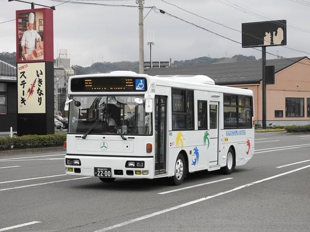 2200号車(元東急バス)