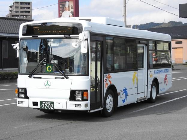 2202号車(元立川バス)