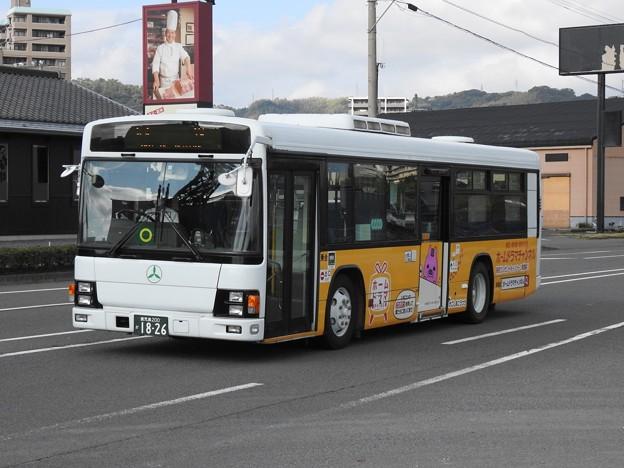1826号車(元西武バス)