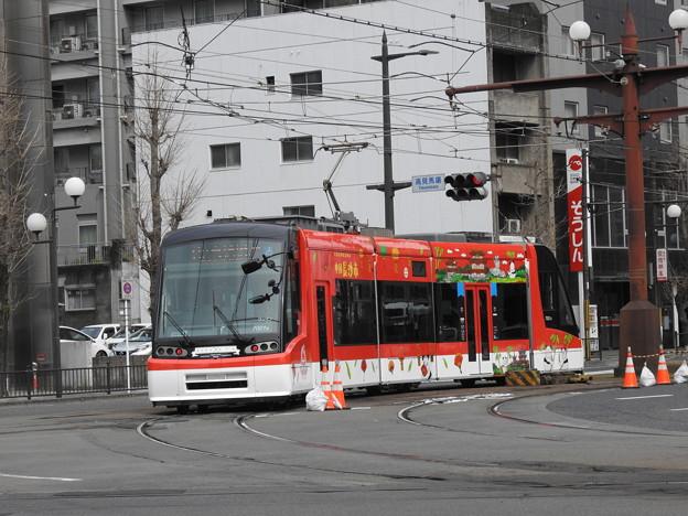 【鹿児島市電】7000形 7001号車