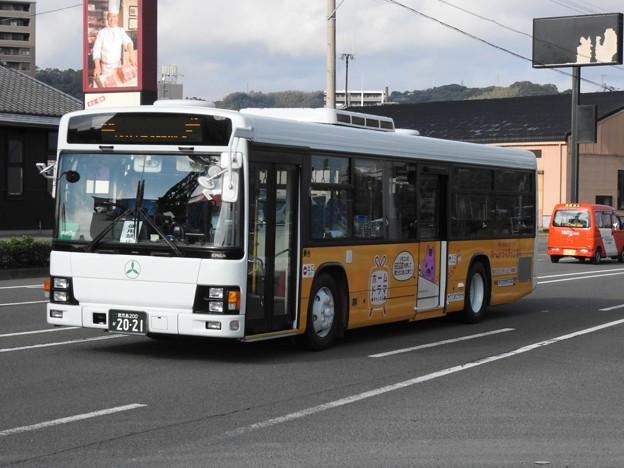 2021号車(元京成バス)