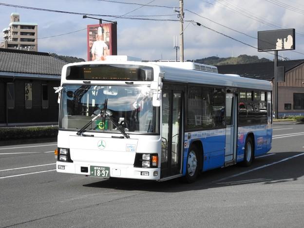 1897号車(元都営バス)