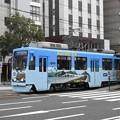 【鹿児島市電】9500形 9502号車