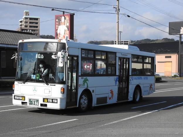 986号車(元京王バス)