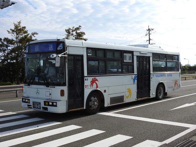 1067号車(元京王バス)