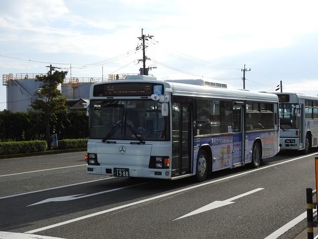 1988号車(元都営バス)