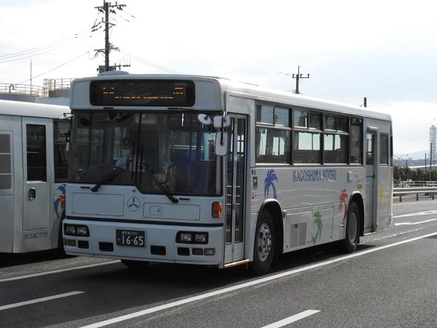 1665号車(元神戸市バス)