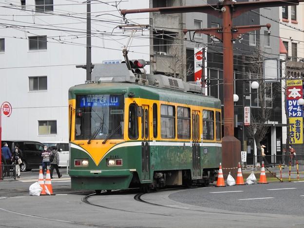 【鹿児島市電】2140形 2141号車