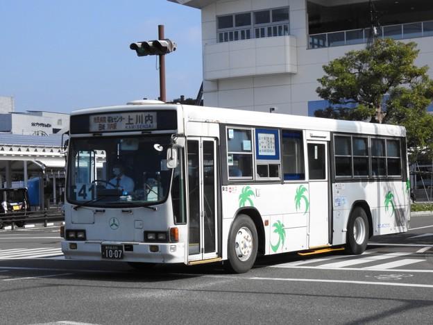 1007号車(元国際興業バス)