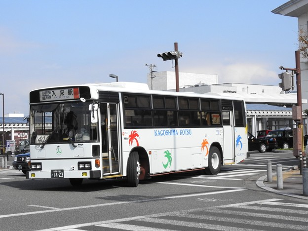 1423号車(元京阪バス)