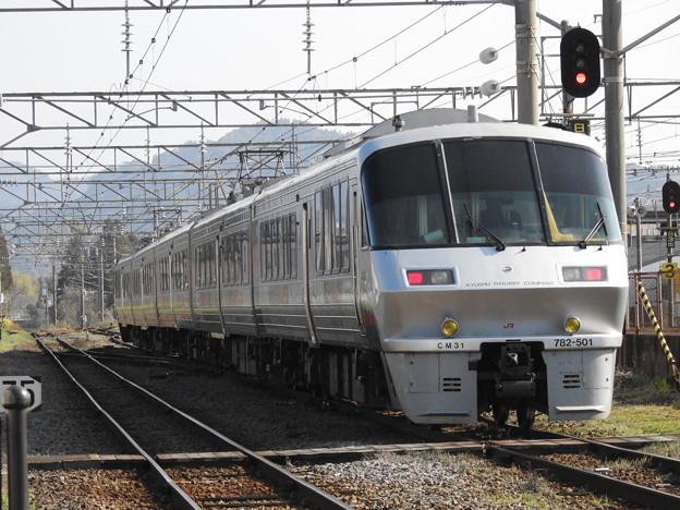 【JR九州】783系 CM31