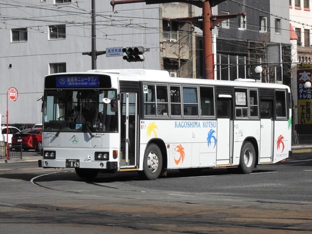 869号車(元京成バス)