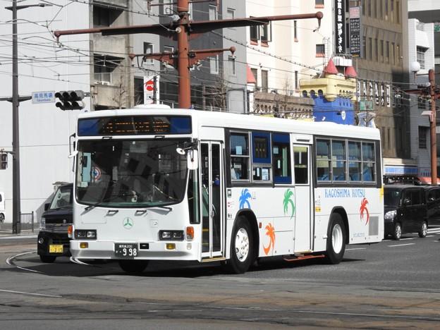 998号車(元国際興業バス)