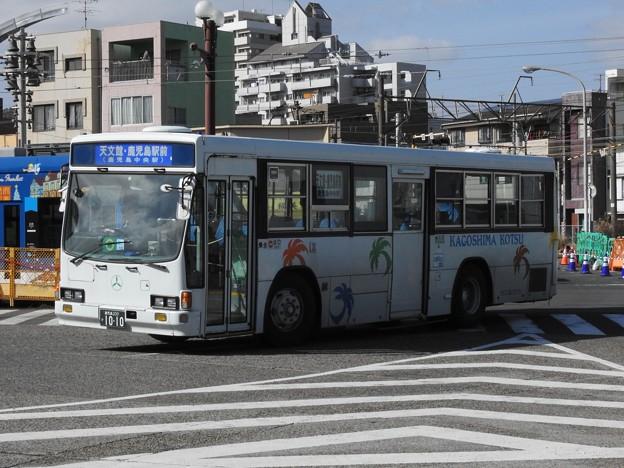 1010号車(元国際興業バス)