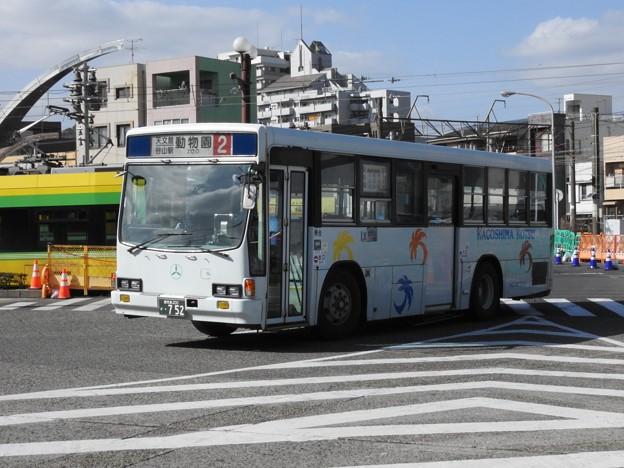 752号車(元国際興業バス)