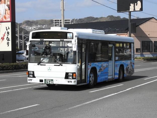 1940号車(元都営バス)