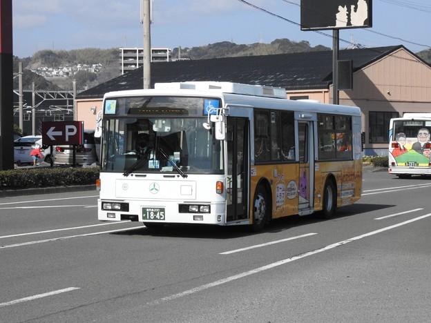 1845号車(元都営バス)