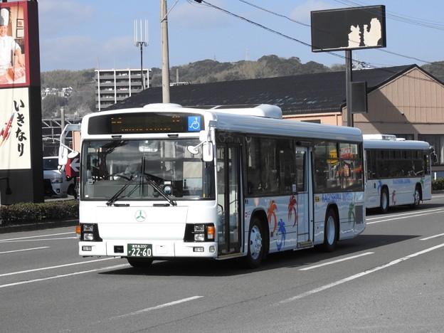 2260号車(元東武バス)