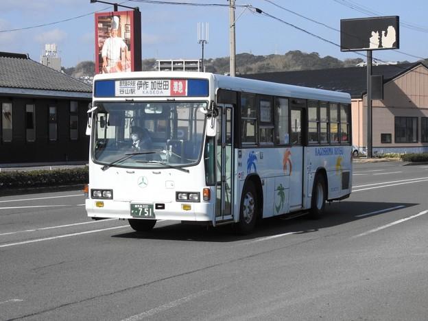 751号車(元国際興業バス)