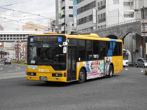 1527号車