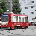 【鹿児島市電】9500形 9504号車