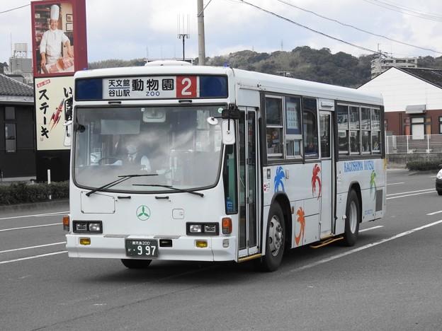 997号車(元国際興業バス)