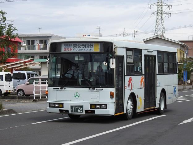 Photos: 1169号車(元関東バス)