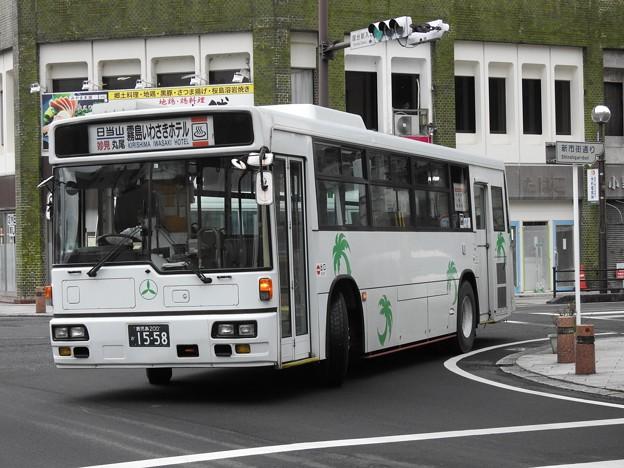1558号車(元阪急バス)