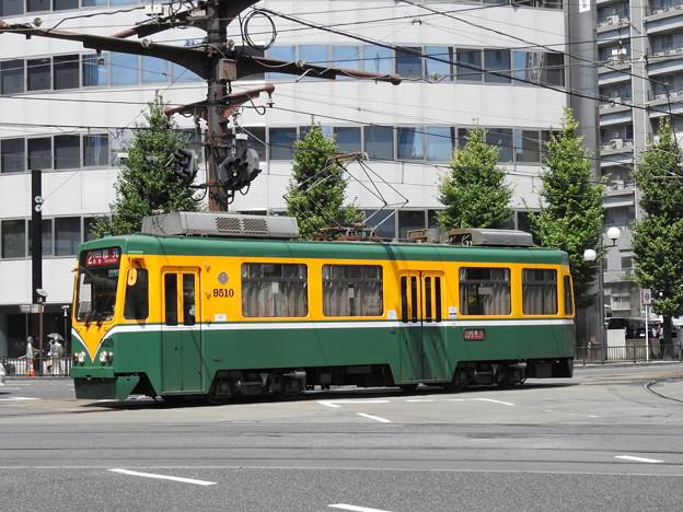 【鹿児島市電】9500形 9510号車
