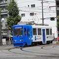 Photos: 【鹿児島市電】9500形 9503号車