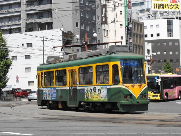 Photos: 【鹿児島市電】2140形 2143号車