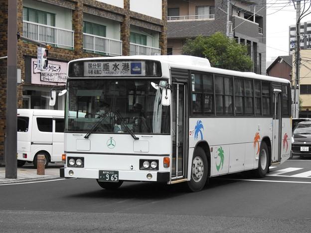 965号車(元東武バス)