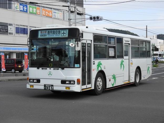 1387号車(元神奈川中央交通バス)