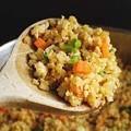 Super Easy Keto Fried Rice