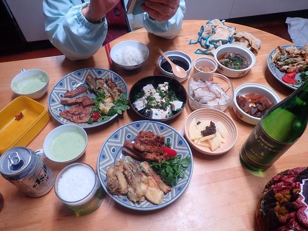 3月2日夕食(家)