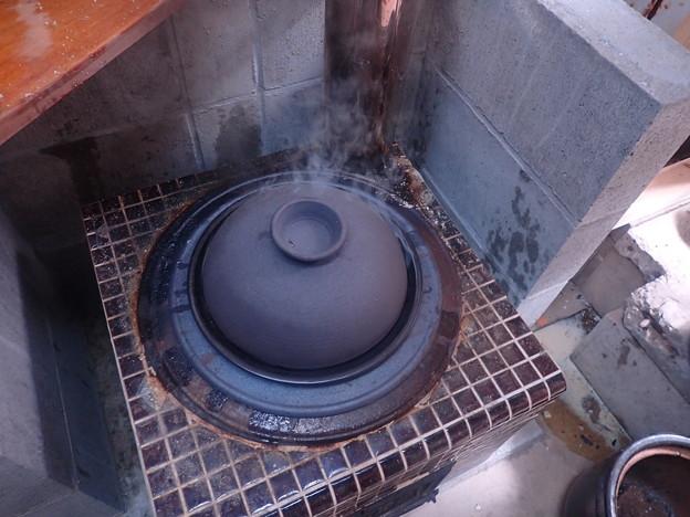 燻炭作り (2)
