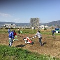 花畑整備 (2)