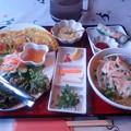 4月19日昼食(ベトナム料理 (1)