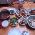 Photos: 9月27日夕食 (2)