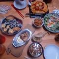 Photos: 9月30日夕食