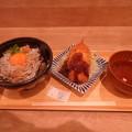 Photos: 10月11日昼食(岡崎SA)