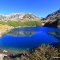 Photos: 立山の蒼