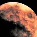 Photos: 月に群雲