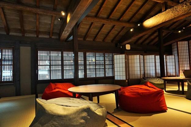 町屋ライブラリー~Machiya  Library