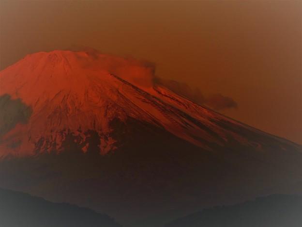 2021/10/23・・・紅富士を狙うNo01