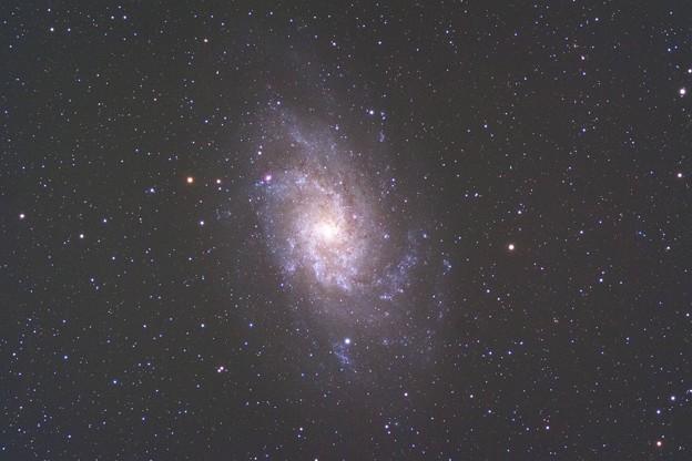 M33(さんかく座)
