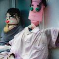 Photos: 言いたいことがありそうな人形1@熊谷