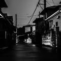 Photos: 夜景の練習3@ウチの裏
