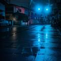 Photos: 雨降りの練習@近所
